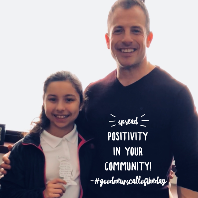 I Just Called to Say… – The Positive Principal